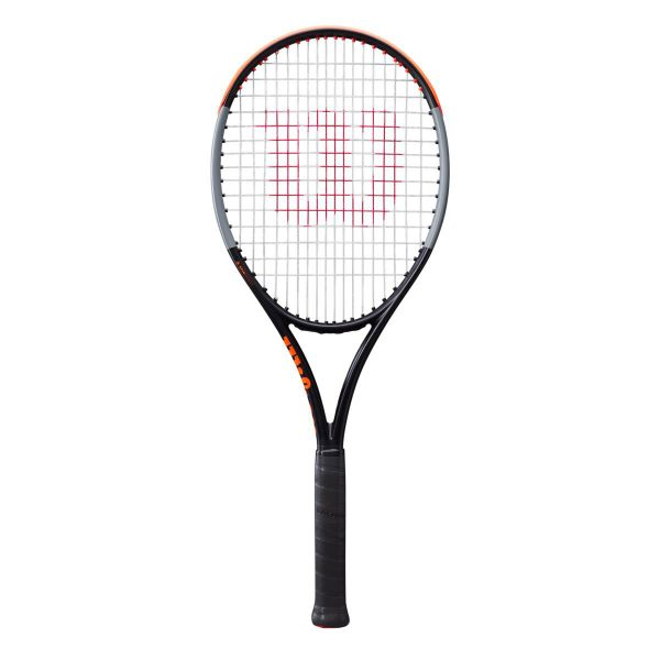<title>テニス NEW 無料ガットにはルキシロンも 予約品 ウイルソン BURN 100S 当店一番人気 V4.0 バーン WR044811U 2021SS</title>