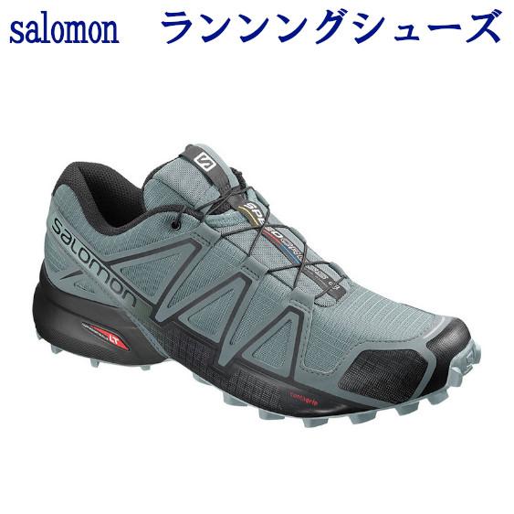 サロモン スピードクロス 4 L40740900 メンズ 2019SS ランニング