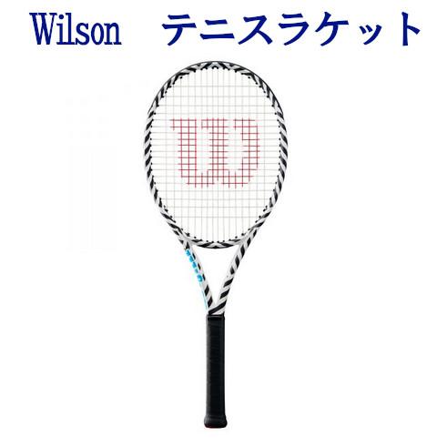 最大500円OFFクーポン付 ウイルソン ウルトラ 100L ボールドエディション WR001311S2 2019SS テニス