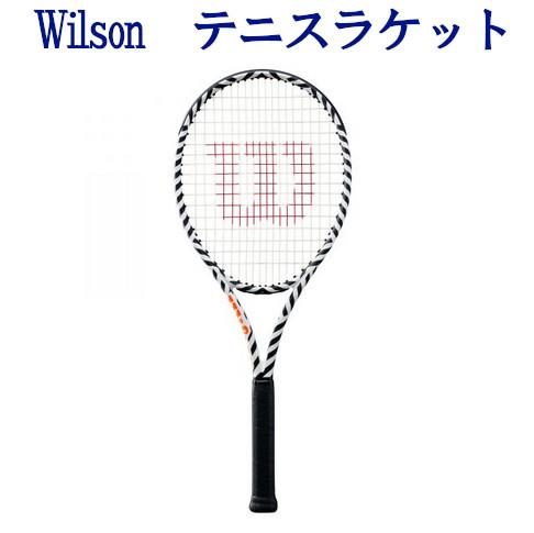 最大500円OFFクーポン付 ウイルソン バーン 100LS ボールドエディション WR001511S2 2019SS テニス