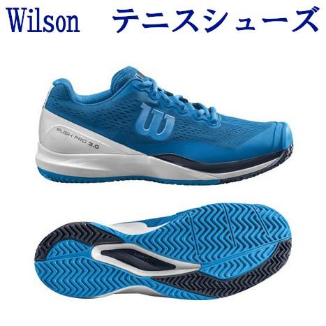 最大500円OFFクーポン付 ウイルソン ラッシュ プロ 3.0 AC WRS324720 SGLG メンズ 2019SS テニス ソフトテニス