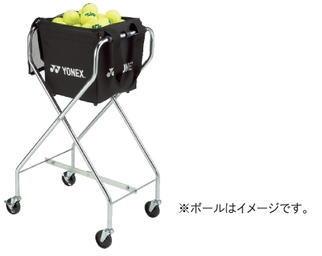 【取寄品】ヨネックス キャスター付きボールバッグ AC373 テニス ラッキーシール対応