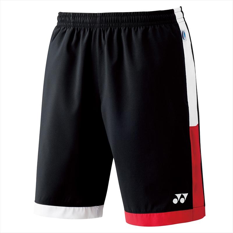 Yonex UNI half pants (slim fit)15045  25% off!! Badminton tennis mens unisex unisex YONEX 2015 spring summer model