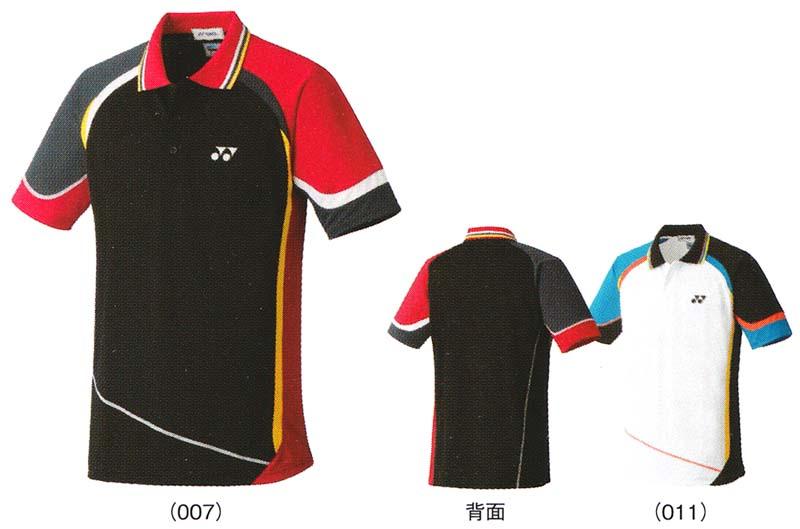 Yonex polo shirt (standard size) 10146 25 Sierra Badminton tennis wear shirts short sleeve mens unisex unisex YONEX 2015 spring summer models.