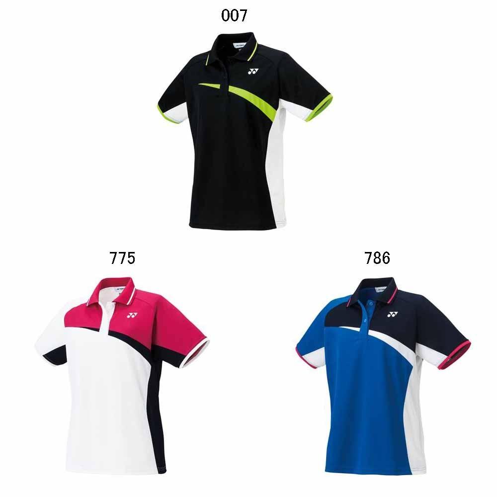 ae3a72432be430 ヨネックスWOMENポロシャツ20376バドミントンテニスソフトテニスウエアゲームシャツユニフォームレディースYONEX2017年春夏