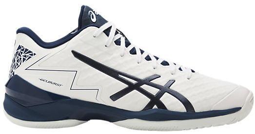 【在庫品】 アシックスGELBURST21 Z ホワイト×インシグニアブルーTBF338-0150バスケットボール バスケット バスケ シューズ 軽量ASICS 2017AW 送料無料