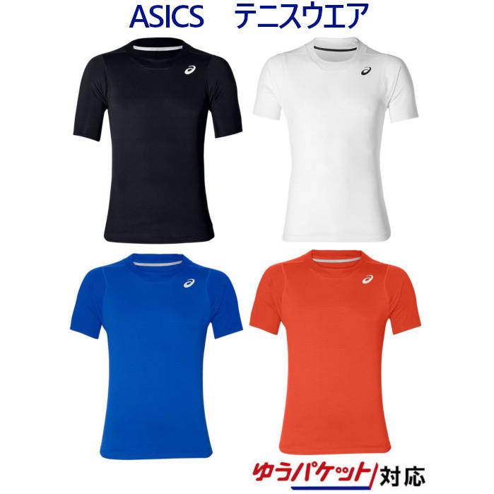 アシックス Tシャツ GEL-COOL ショートスリーブトップ 2041A032 メンズ 2019SS テニス ゆうパケット(メール便)対応 2019最新 2019春夏