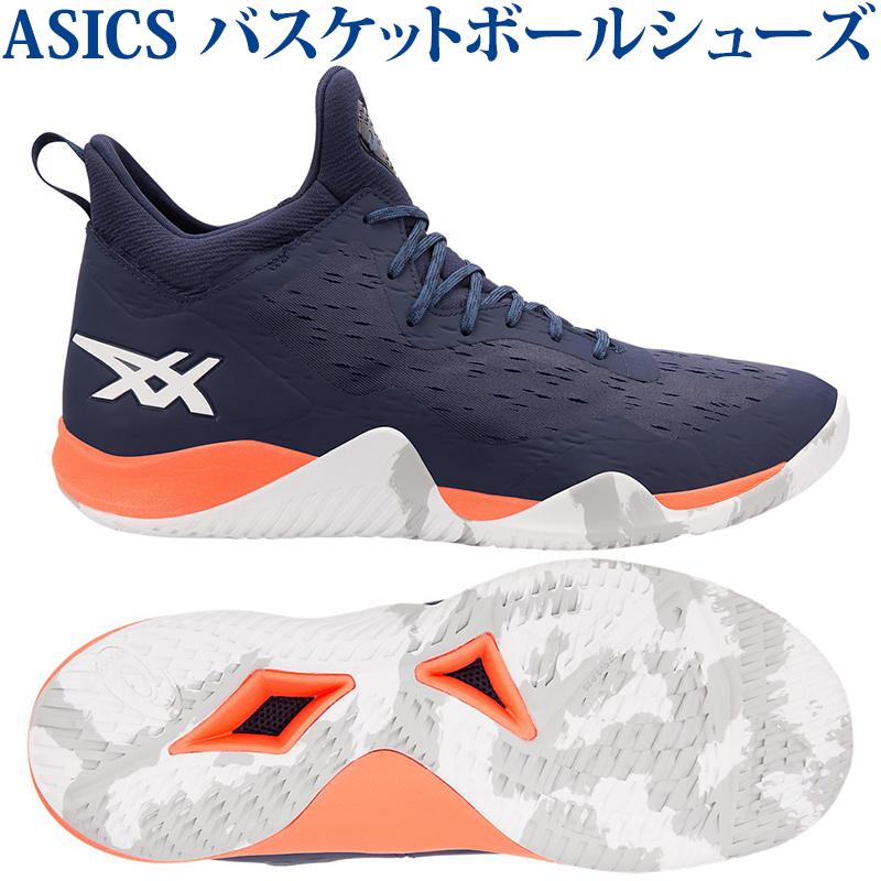 アシックス ブレーズ ノヴァ 1061A020-400 メンズ 2019SS バスケットボール 2019最新 2019春夏