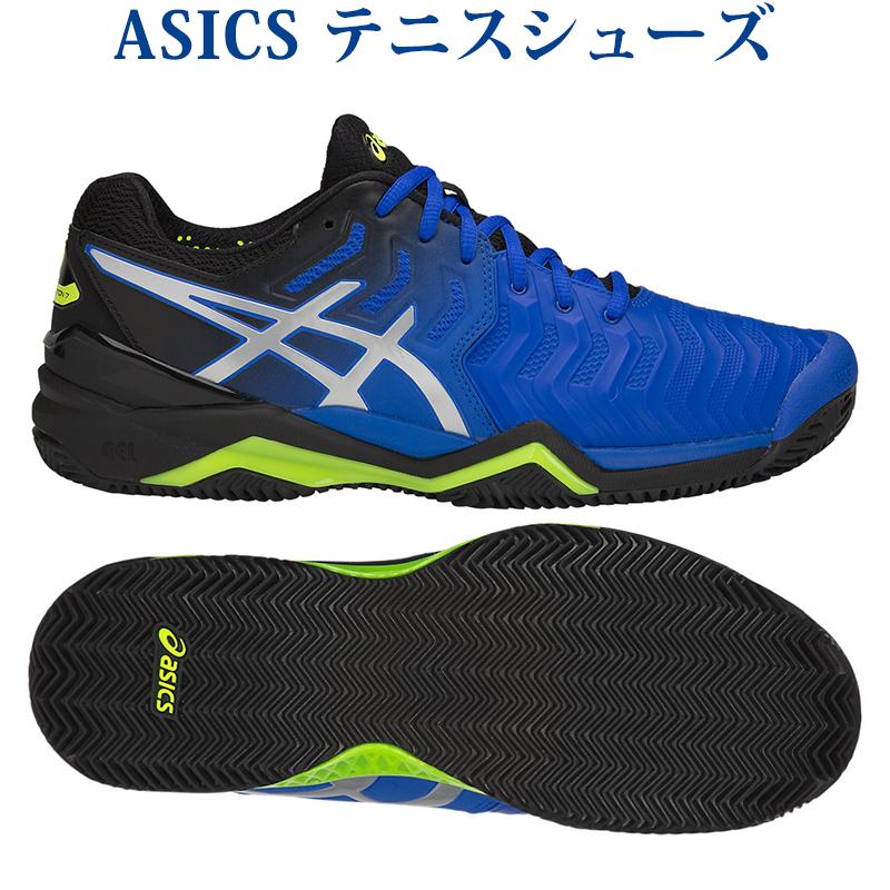 アシックス ゲル レゾリューション 7 CLAY E702Y-407 メンズ 2019SS テニス ソフトテニス 2019最新 2019春夏