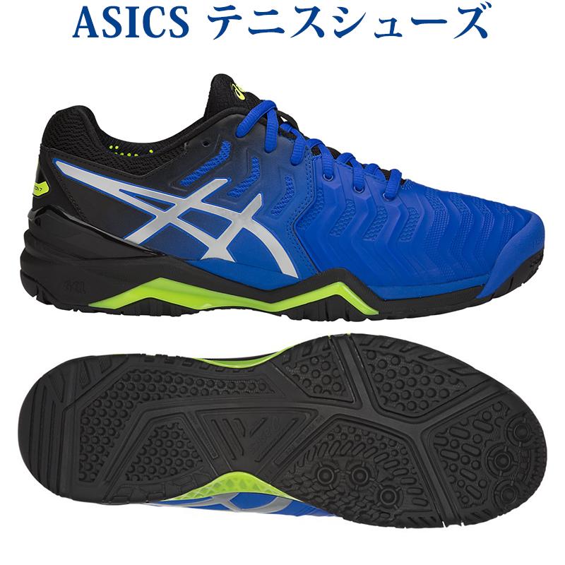 アシックス ゲルレゾリューション 7 OC TLL786-407 メンズ 2019SS テニス ソフトテニス 2019最新 2019春夏
