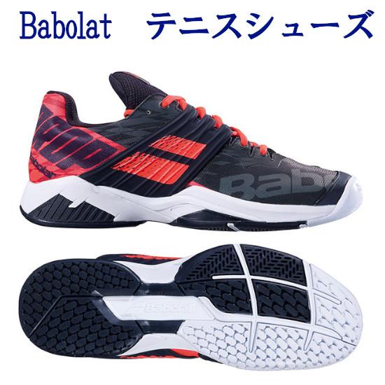 バボラ プロパルス フューリー オールコート M BAS19208 SGLG メンズ 2019SS テニス ソフトテニス