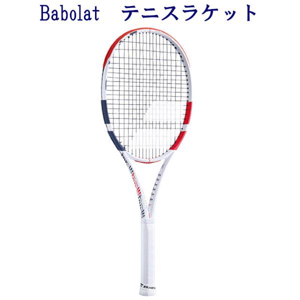 バボラ ピュアストライク 18/20 BF101404 2019AW テニス 日本国内正規品