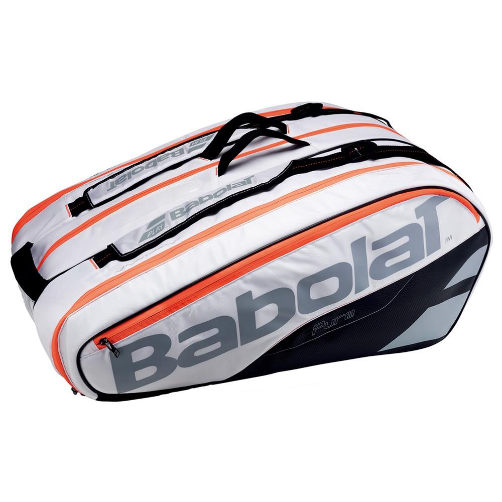 【在庫品】バボラ RACKET HOLDER X12 PURE LINE ラケットバッグ(テニスラケット12本収納可) BB751161 バドミントン テニス ラケバ 収納 バボララケット取扱店限定モデル BABOLAT 2017SS