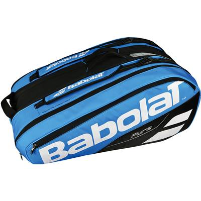 バボラ 18ラケットホルダーX12 ピュアドライブ ラケットバッグ(テニスラケット12本収納可) BB751169 2018SS ラッキーシール対応
