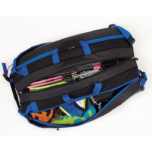 고센라켓트밧그 ProTour BA16PRT 배드민턴 테니스 라켓 가방 GOSEN 2016년 봄여름 모델
