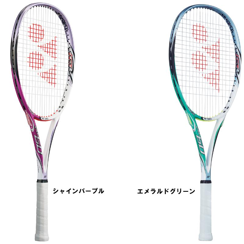 【取寄品】 ヨネックスアイネクステージ60(i-NEXTAGE 60)INX60 テニス ラケット 軟式 YONEX 送料無料
