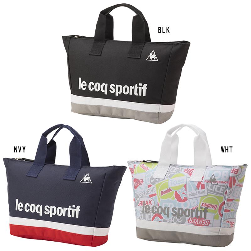 Chitose Sports Rakuten market store  Le Coq mini-tote bag QTANJA06 ... 6572c976a1e28