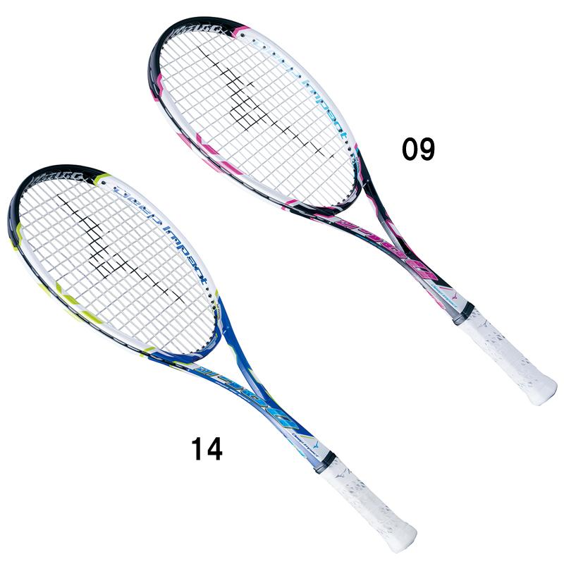 【取寄品】 ミズノディープインパクト 700 63JTN657テニス ラケット 軟式MIZUNO 2016SS 送料無料