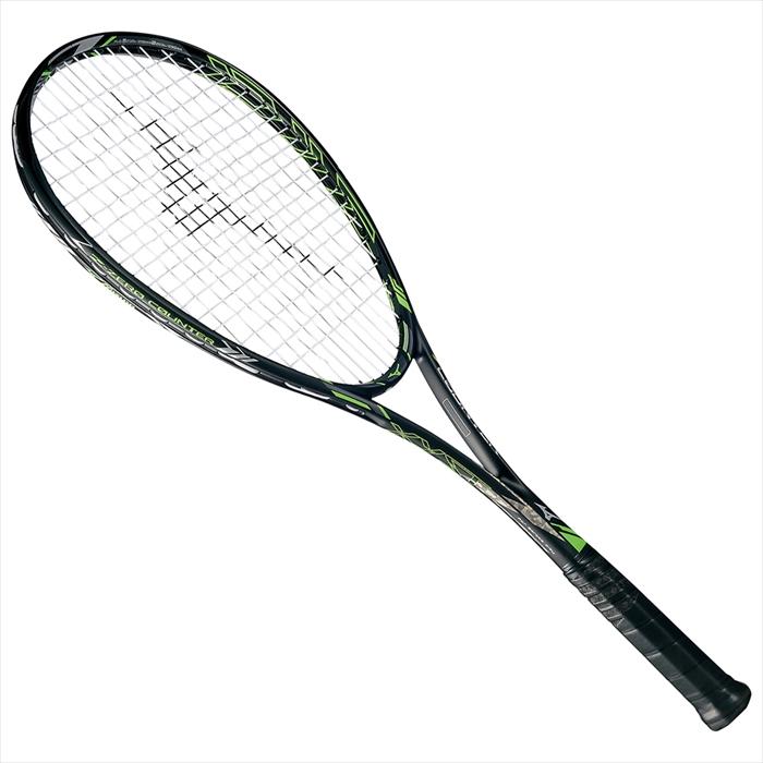 【取寄品】 ミズノ ジスト Zゼロカウンター63JTN730ミズノ ソフトテニス 軟式テニス ラケットMIZUNO 2017SS 送料無料