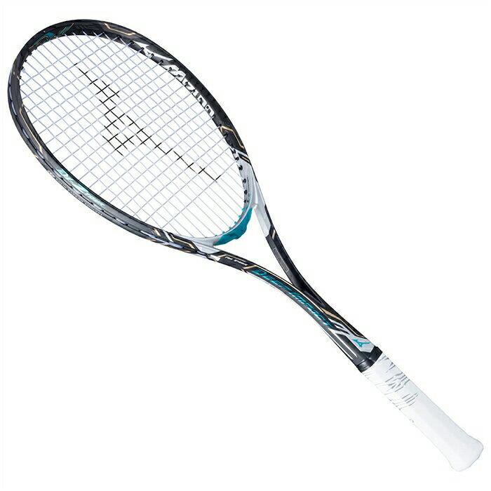 【取寄品】 ミズノDI-Z TOUR ディーアイ Zツアー63JTN74220テニス ラケット 軟式 後衛用mizuno 2016AW 送料無料 ラッキーシール対応