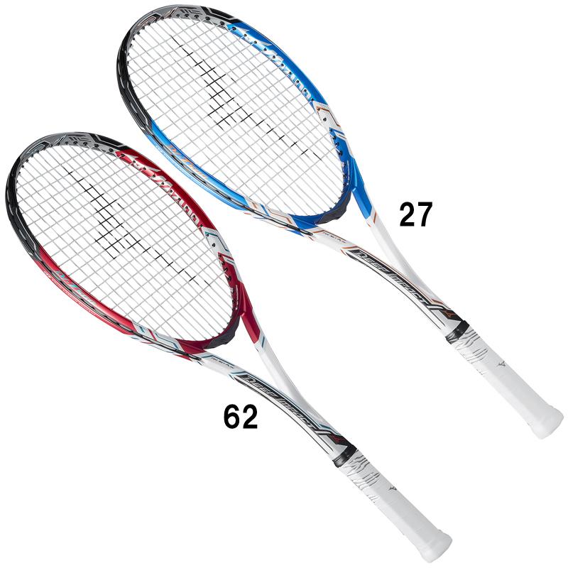 【取寄品】 ミズノ ディーアイ T50063JTN745ミズノ ソフトテニス 軟式テニス ラケットMIZUNO 2017SS 送料無料
