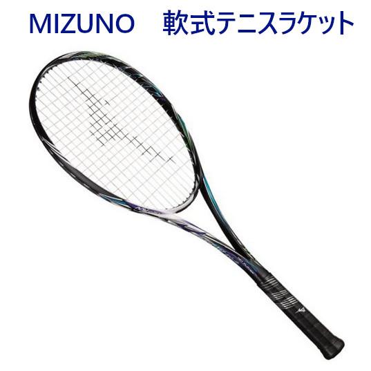 ミズノ スカッド 01-C 63JTN85467 2018AW ソフトテニス 当店指定ガットでのガット張り無料 ラッキーシール対応