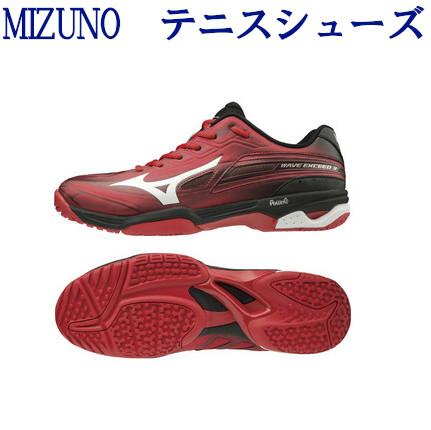 ミズノ ウエーブエクシード 3 WIDE OC 61GB191362 メンズ ユニセックス 2019AW テニス ソフトテニス