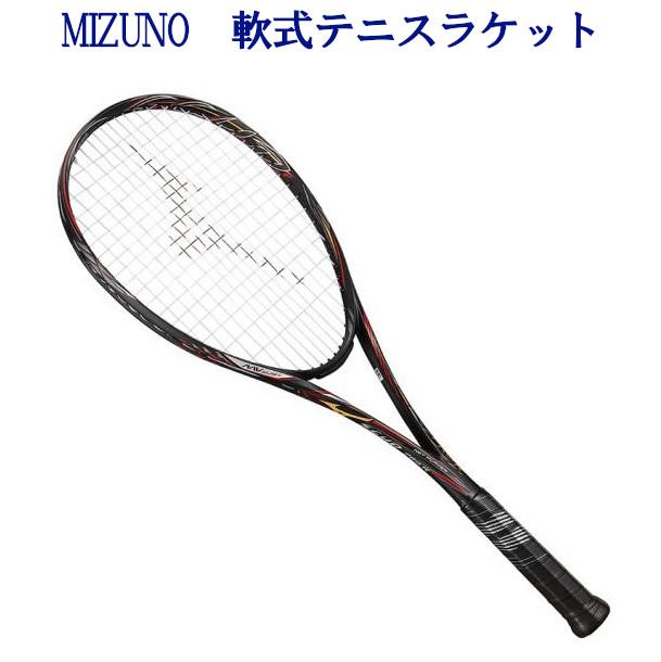 ミズノ スカッドプロR 63JTN95109 2019AW ソフトテニス ラケット テニスラケット