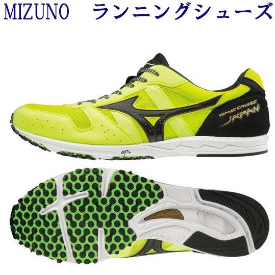 ミズノ ウエーブクルーズ JAPAN U1GD191002 メンズ ユニセックス 2019AW ランニング