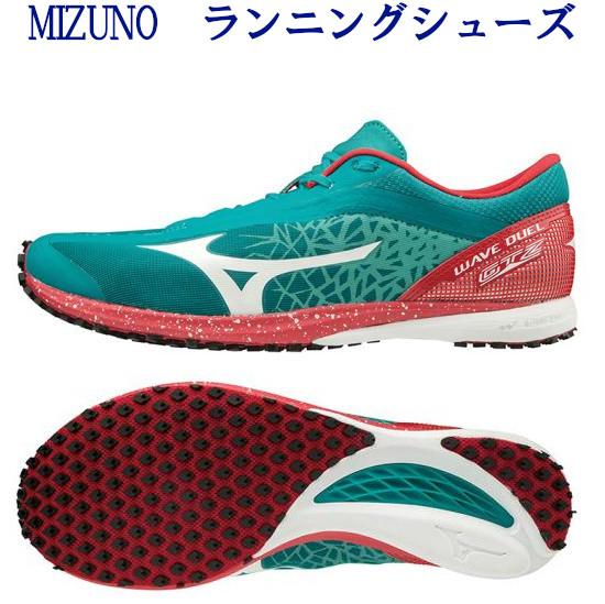ミズノ ウエーブデュエル GTZ U1GD195062 メンズ ユニセックス 2019AW ランニング シューズ 靴