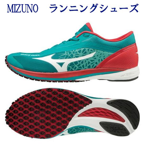 ミズノ ウエーブデュエル U1GD196062 メンズ 2019AW ランニング シューズ 靴