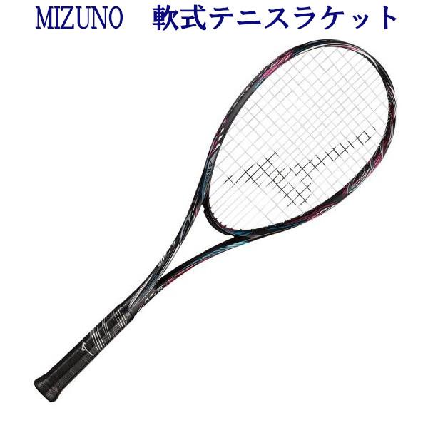 ミズノ スカッド01-R 63JTN05364 2019AW ソフトテニス