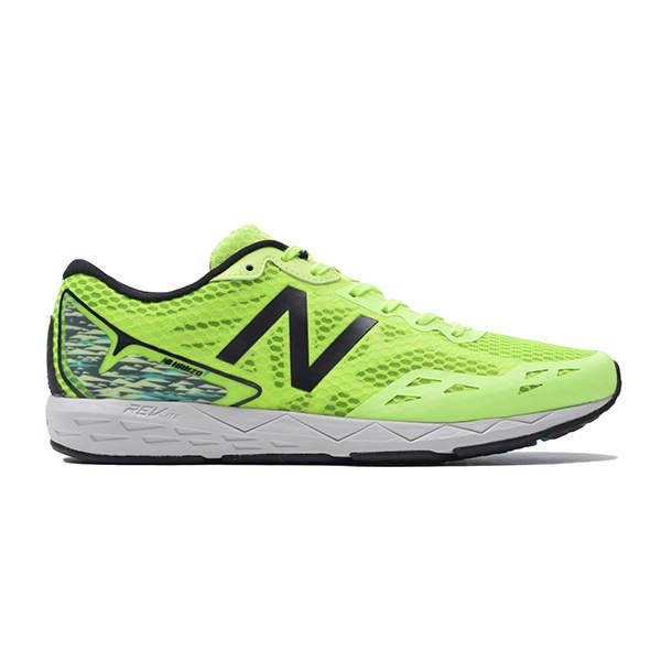 8bd79dae2263b 【在庫品】ニューバランスNBHANZOTMY1ホワイト/イエローMHANZTY1ランニングジョギングマラソンレーシングシューズ NewBalance2017