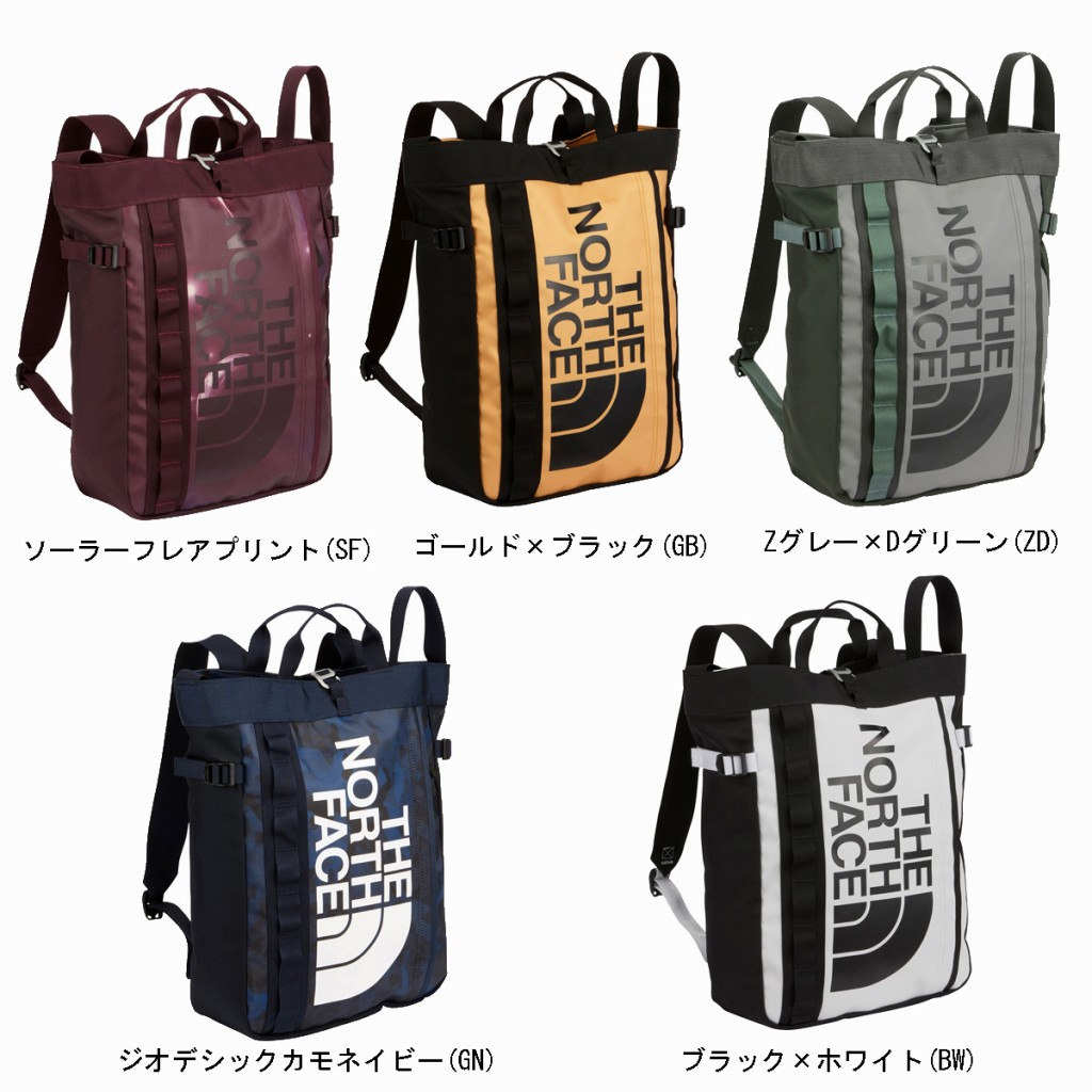 The north face BC fuse box Tote nim81609 backpack bag tote bag for THE NORTH  FACE 2016 models