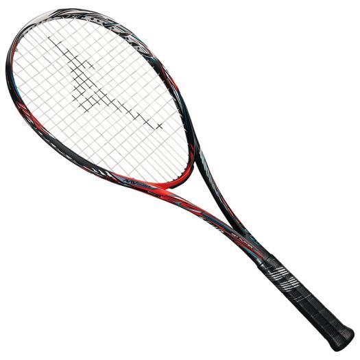 最大400円OFFクーポン配布中 ミズノ スカッド 01-R 63JTN95362 2019SS ソフトテニス