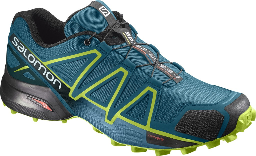 best sneakers 05fa5 9b598 A lucky seal supports Salomon speed cross 4 L40465200 2018AW 2018 new  product 2018 during the