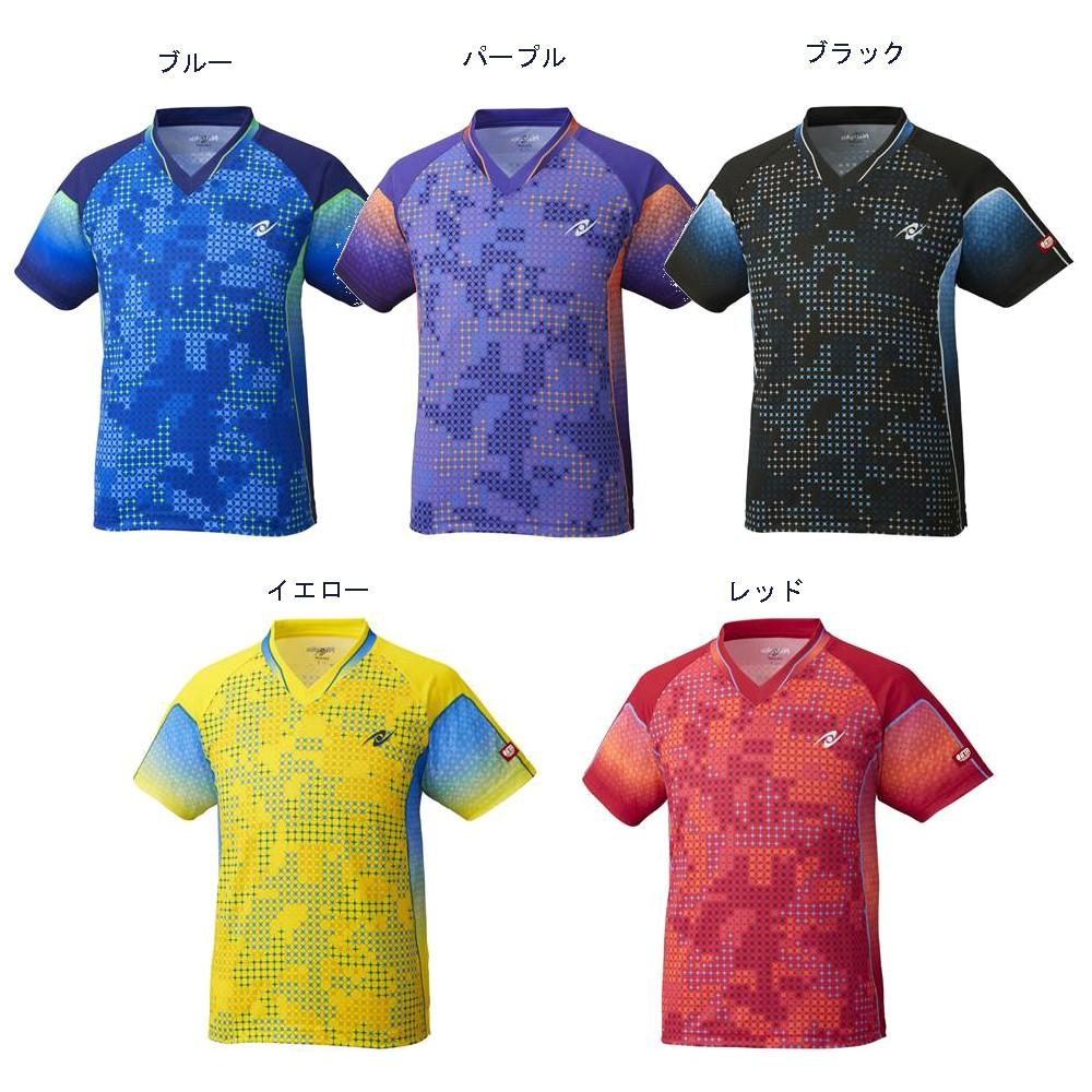 ニッタク ウエア ゲームシャツ ユニセックス ジュニアサイズ ゆうパケット メール便 対応 スカイミルキーシャツ 一部サイズお取り寄せ 数量限定 2019SS 在庫品 期間限定特別価格 NW2189