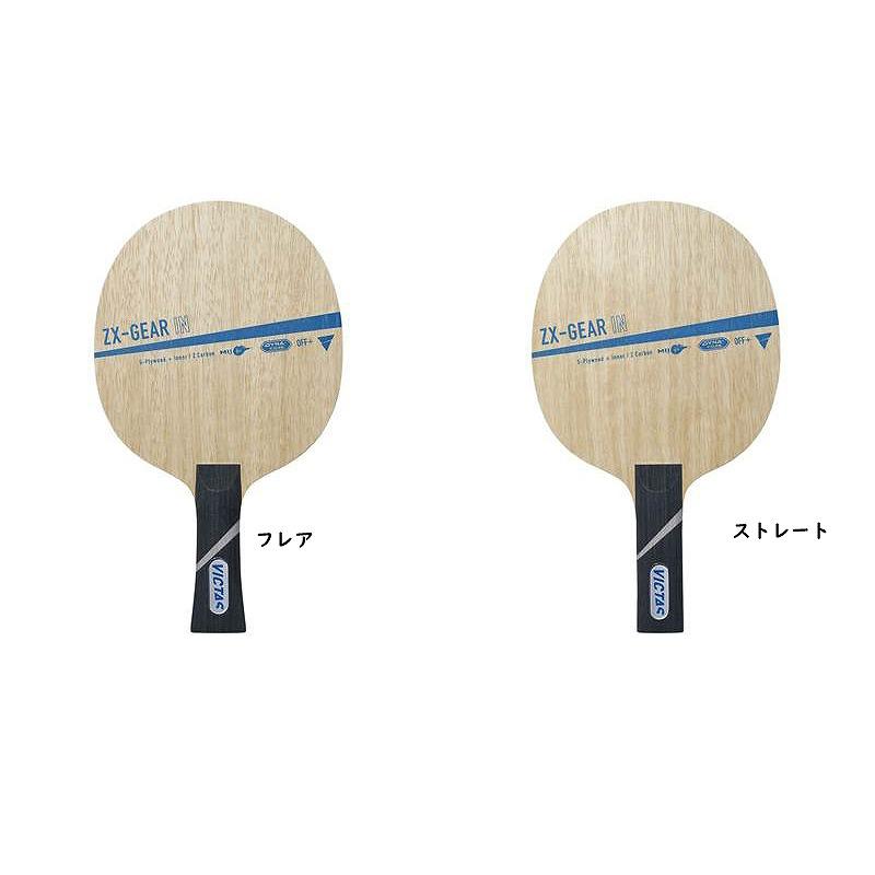 【取寄品】 VICTAS ゼクスギア in ZX-GEAR IN 02880 2020SS 卓球 ラケット