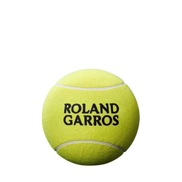 ウィルソン テニス ジャンボボール サインボール ウイルソン 『4年保証』 WRT1416YD ローランギャロス Seasonal Wrap入荷 2020SS ミニジャンボボール