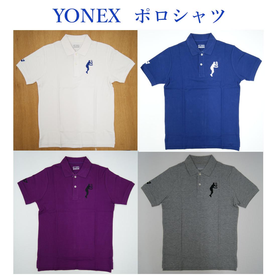 特別価格 返品 交換不可 ヨネックス 限定 ポロシャツ ワウリンカデザイン UNI 12152Y テニス ゆうパケット対応 ウェア 半袖 2016SS ユニセックス アウトレット YONEX 10%OFF 新品