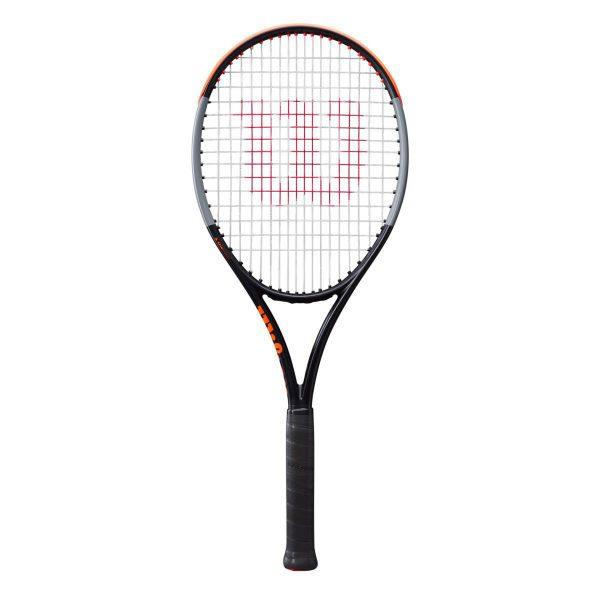 <title>テニス NEW 無料ガットにはルキシロンも 予約品 ウイルソン BURN 100S V4.0 バーン WR044811U 2021SS 春の新作シューズ満載</title>