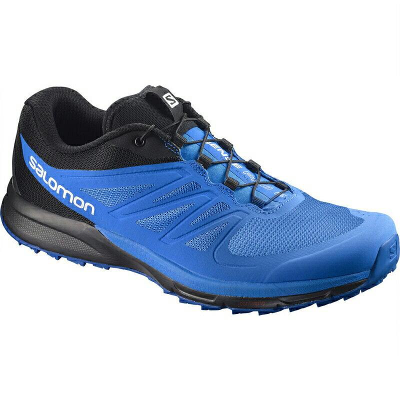 サロモン SENSE PRO 2 Indigo Bunting/Black/Snorkel Blue L39854200ランニング ジョギング マラソン レーシング トレイルランニング シューズ メンズ 男性用 Salomon 2017AW 送料無料 ラッキーシール対応