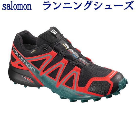 サロモン スピードクロス 4 GTX L40657500 メンズ 2019SS ランニング