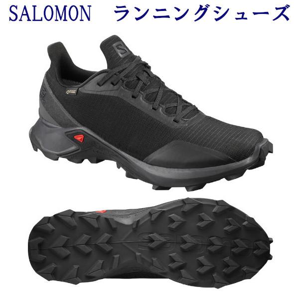 サロモン アルファクロスゴアテックス L40805100 メンズ 2019AW ランニング シューズ 靴