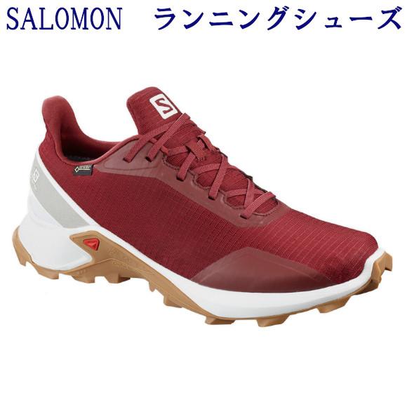 サロモン アルファクロスゴアテックス L40805300 メンズ 2019AW ランニング シューズ 靴