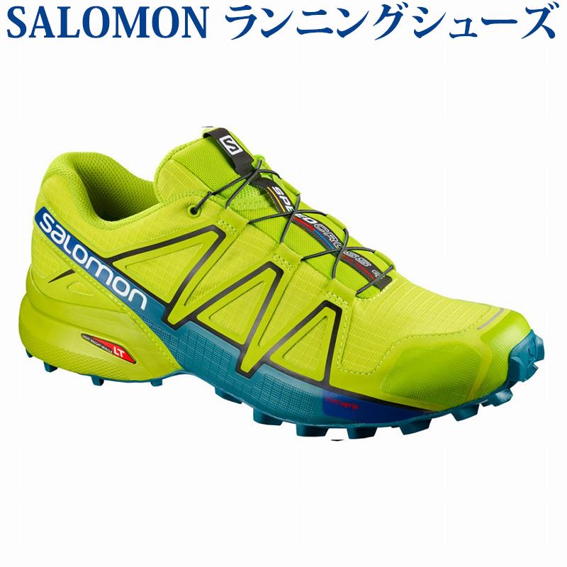 【在庫品】サロモン スピードクロス4 L40077900 2018SS ラッキーシール対応