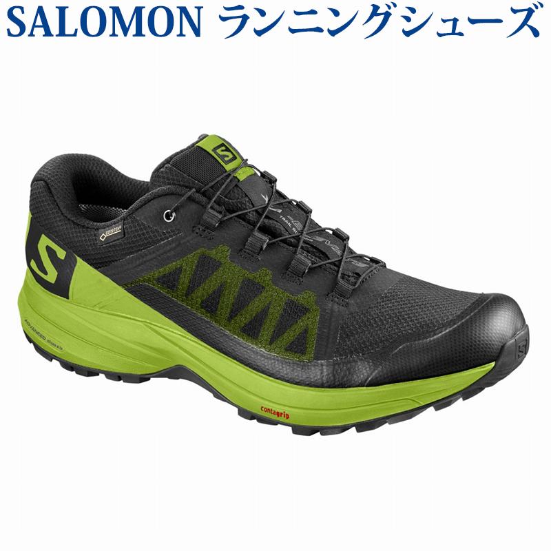 【在庫品】サロモン XA エレベート ゴアテックス L40141800 2018SS ラッキーシール対応