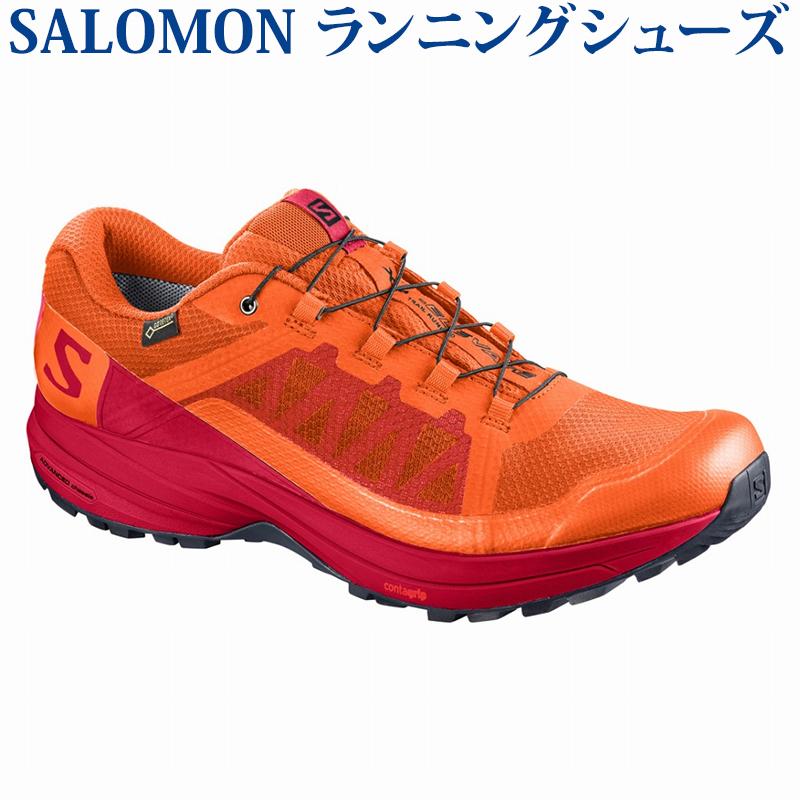 サロモン XA エレベート ゴアテックス L40142300 2018SS