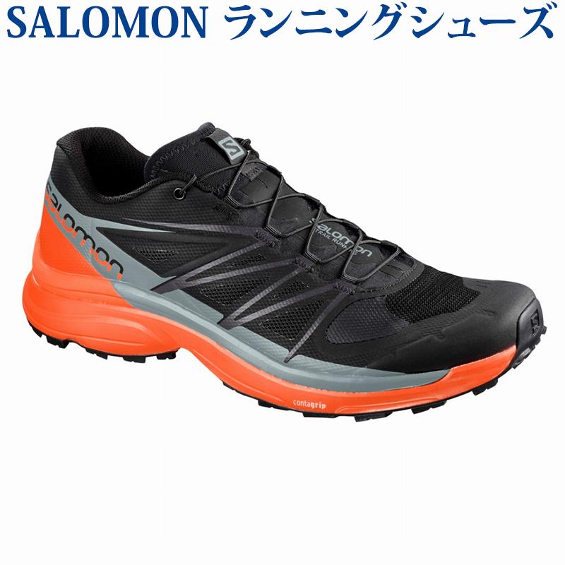 【在庫品】サロモン ウィングス プロ3 L40147100 2018SS ラッキーシール対応