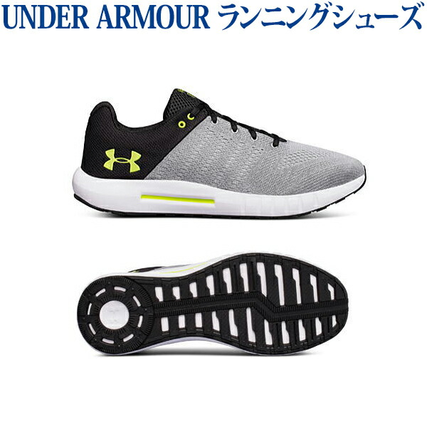 f71f944267091 It supports an under Armour micro G pursuit 4E 3,020,219-101 men's 2018SS  running lucky seal